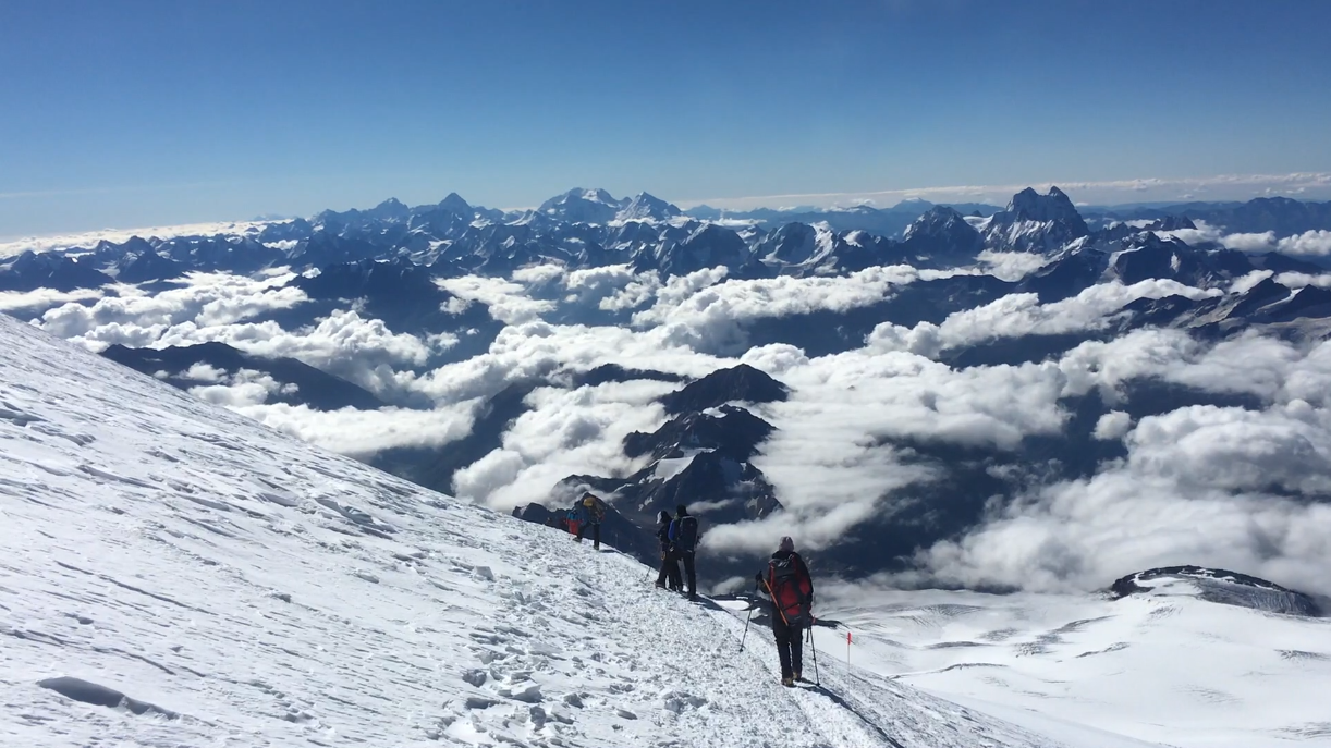 Climb Elbrus from south africa