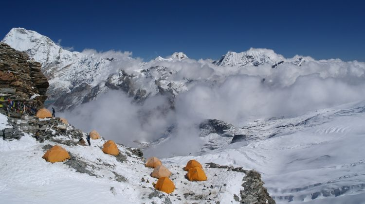 Climb Mera Peak with Soul Adventures from south africa